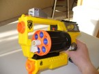 Nerf maverick in progress