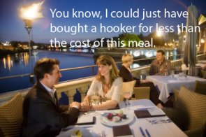 price of a hooker
