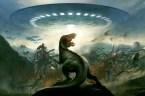 aliens vs. dinosaurs