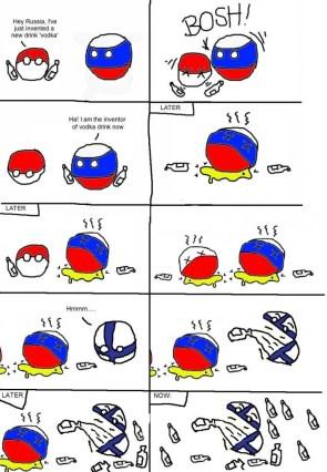 Finns win agin