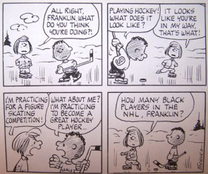 Franklin & Peppermint Patty