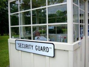 """""""Security Guard"""""""