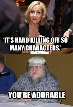 Rowling & Martin