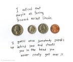 forward facing coins