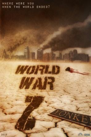 WWZ Movie poster