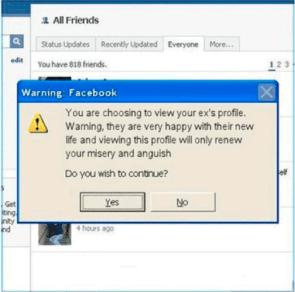 Important Facebook warning