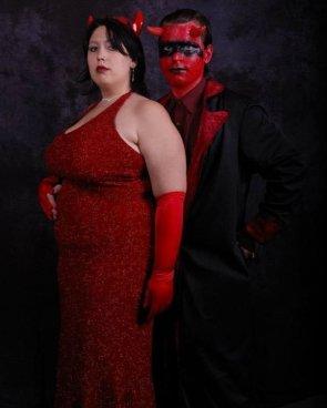 Devil prom