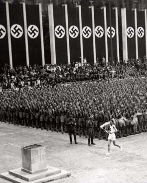 Nazi Olympic Relay