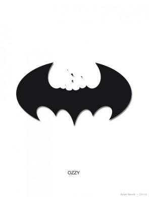 Ozzy meets Batman
