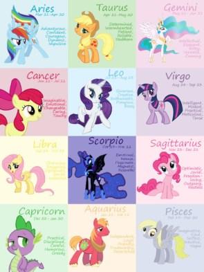 pony calender