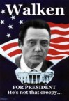 Walken for Pres