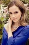 emma in blue