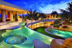 Swimming pool deluxe