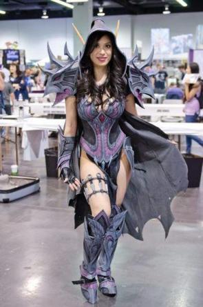 demon cosplay