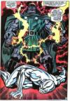 Dr. Doom about to raep Silver Surfer