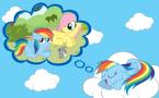 rainbow dash dreams