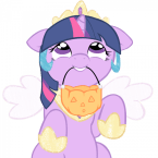 twilight as celestia