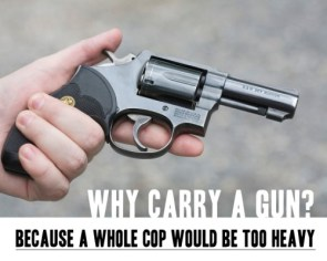 Why Carry?