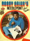 Rosey Grier's needlepoint for men
