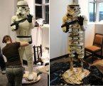 X-Storm Trooper Cake