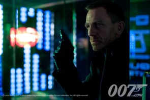 New James Bond Movie – SkyFall