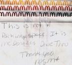 Found notes
