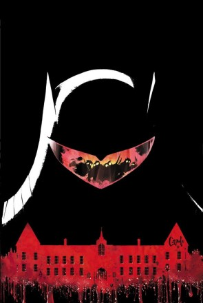 Cover For BATMAN #9