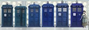 TARDIS timeline