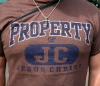 Property of… Jesus Christ