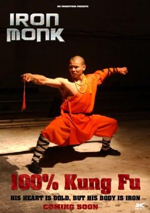 Iron Monk Poster 2