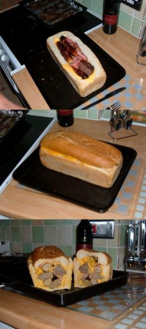 Awesome Sandwich