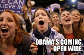 Obama's Coming!