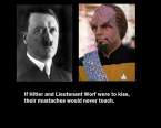 Hitler and Worf
