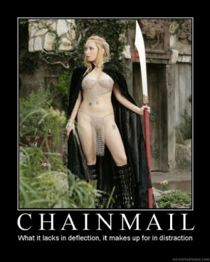 NSFW – Chainmail