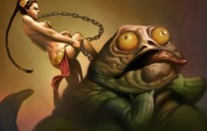 Jabba the slave