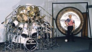 Drum kit for Jesus