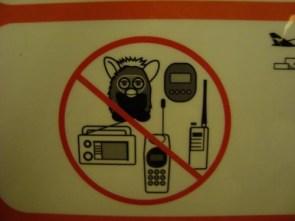 No Furbies Allowed