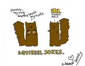 squirls :D