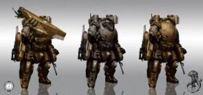 robot variants