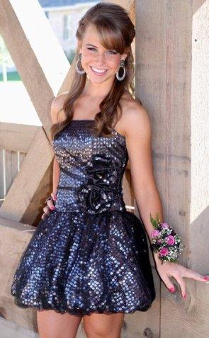 prom chick