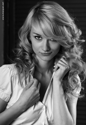 dreamy blonde
