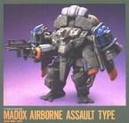 Radon Airborne Assault Type