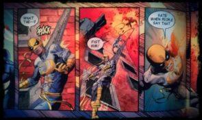 Iron Fist hates fisting..