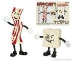 Epic Battle – Bacon Vs Tofu