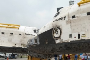 Endeavour and Discovery