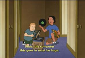 huge computer