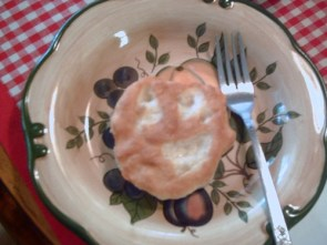 Face In My Food