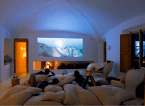 Groovy home theater