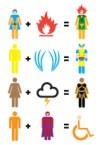 X-Men Mathematics by Matt Cowan