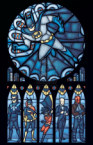 Stained Batglass